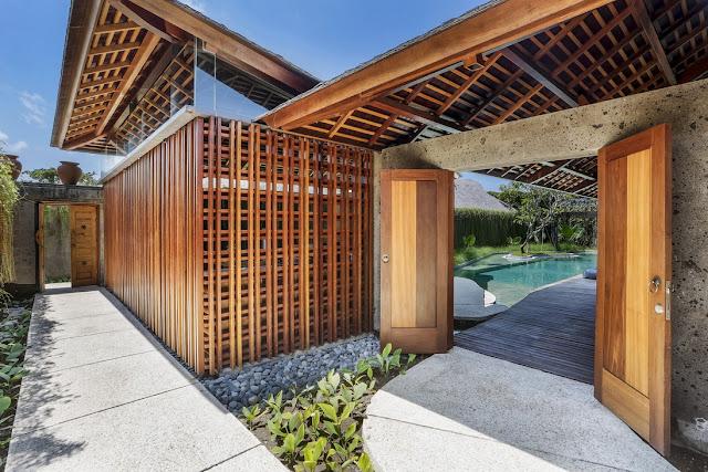 Bali villas santai