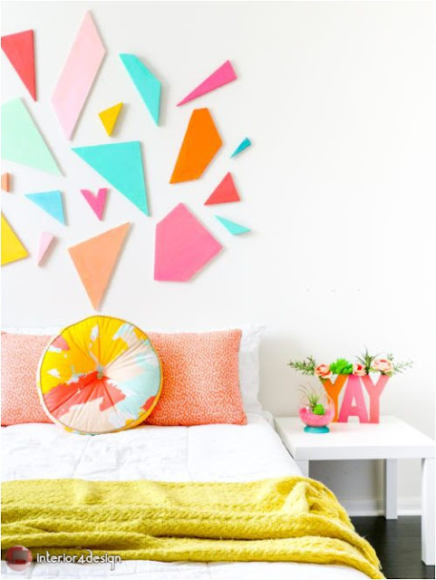 Colorful Teenagers Bedrooms 4