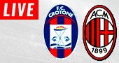 Crotone vs Milan LIVE STREAM streaming