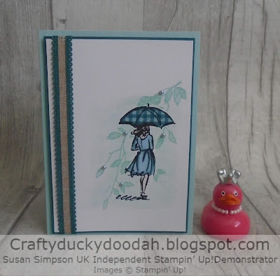 Craftyduckydoodah!, Susan Simpson UK Independent Stampin' Up! Demonstrator, Beautiful You, Very Versailles, Supplies available 24/7 in my online store,