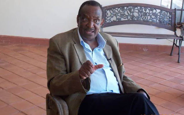 ODM pentagon member Joe Nyaga photo