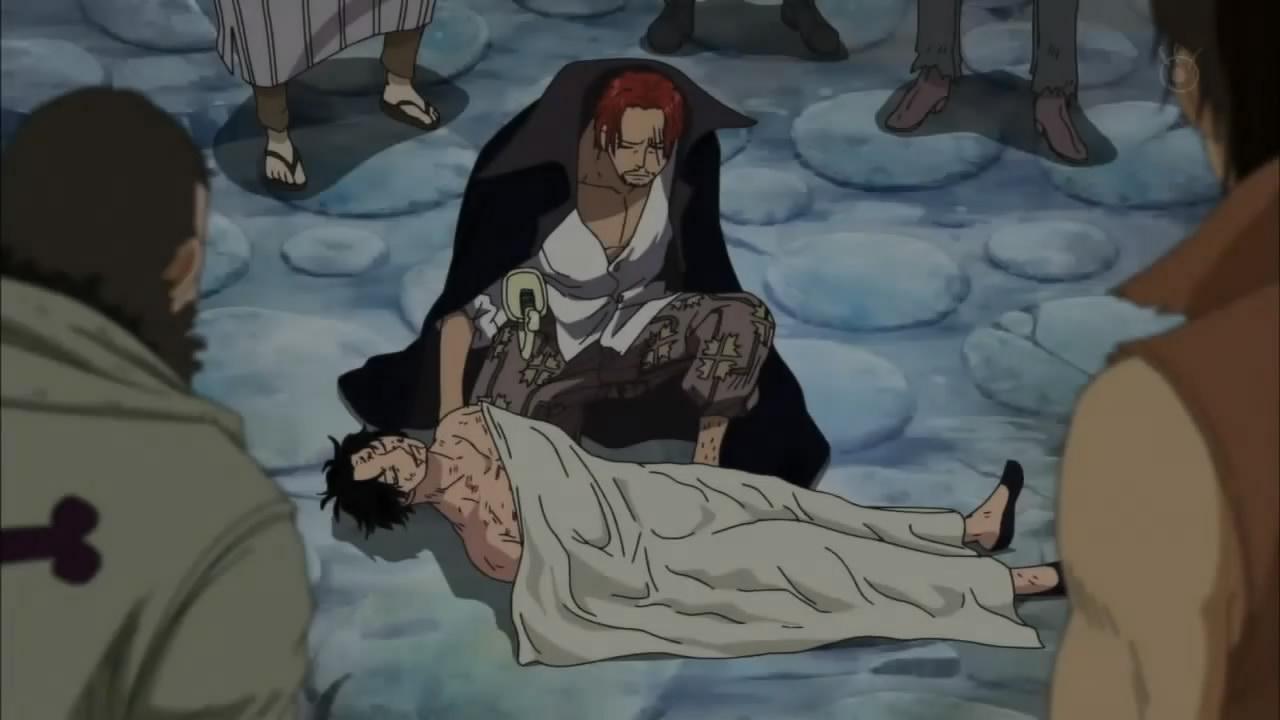 Ace rencontre shanks episode