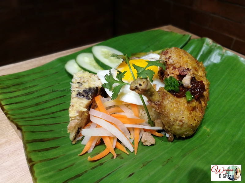 Annam's contemporary rice dishes