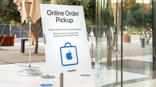 Due to Corona Apple has closed nearly 100 stores