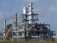 bioethanol factory