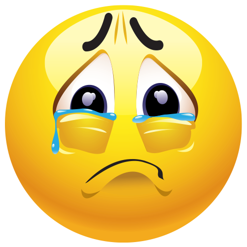 Sad Emotional Pics: 15 Extremely Sad Smileys (My Collection)