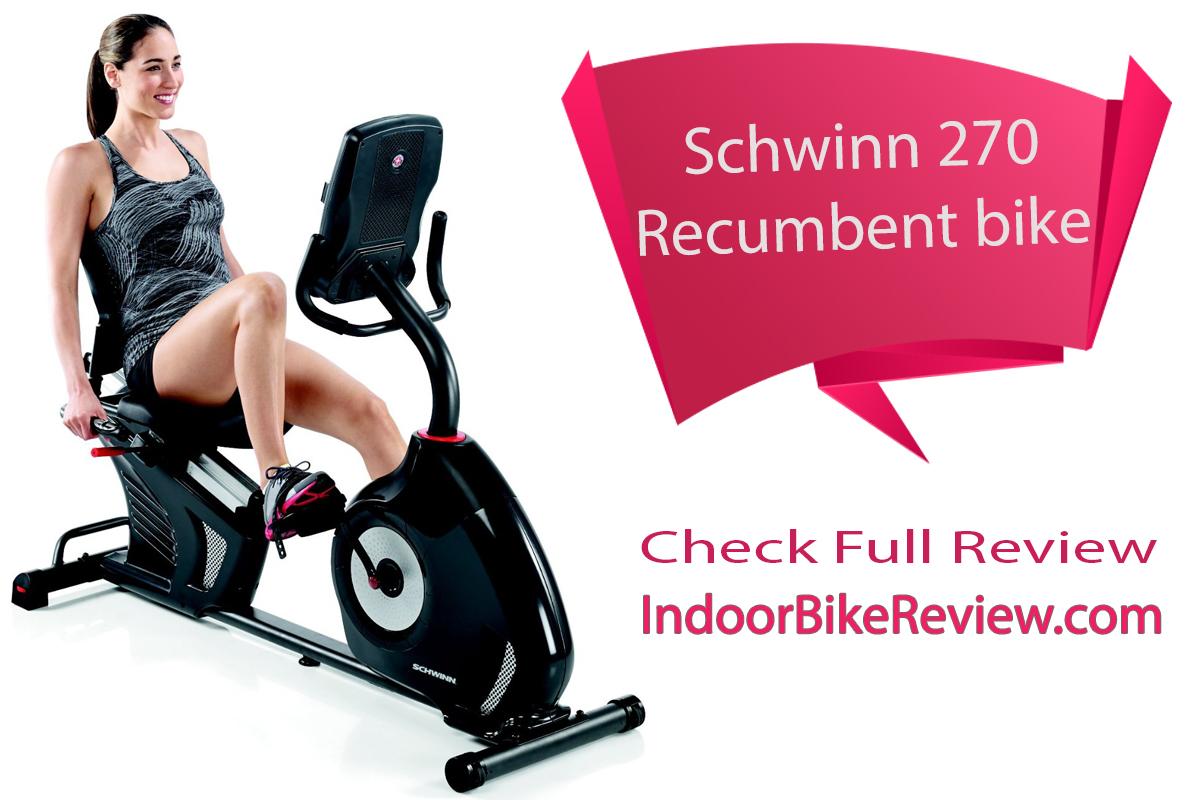 ddbd43f8ed Schwinn 270 Recumbent Bike Review - Viral Media