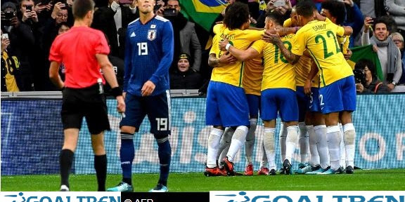 Brazil Still Too Hard For Japan