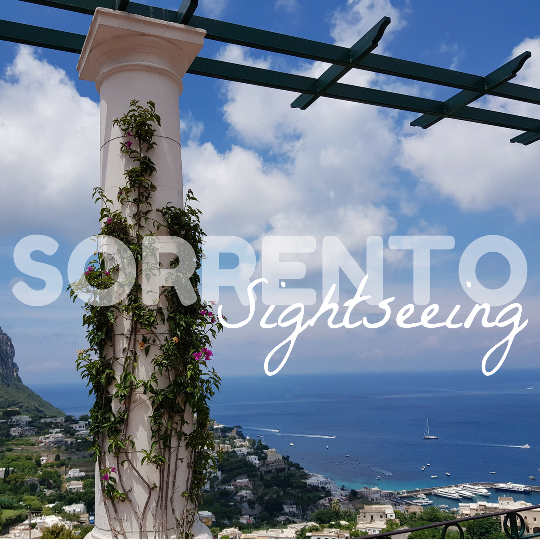 sorrento hightlights holiday must-see