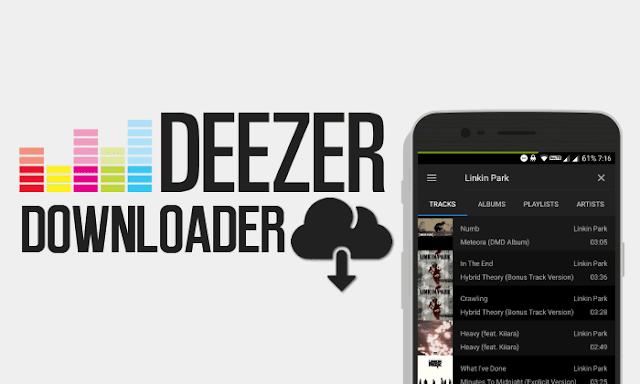 Deezer Downloader v1.4.13 APK