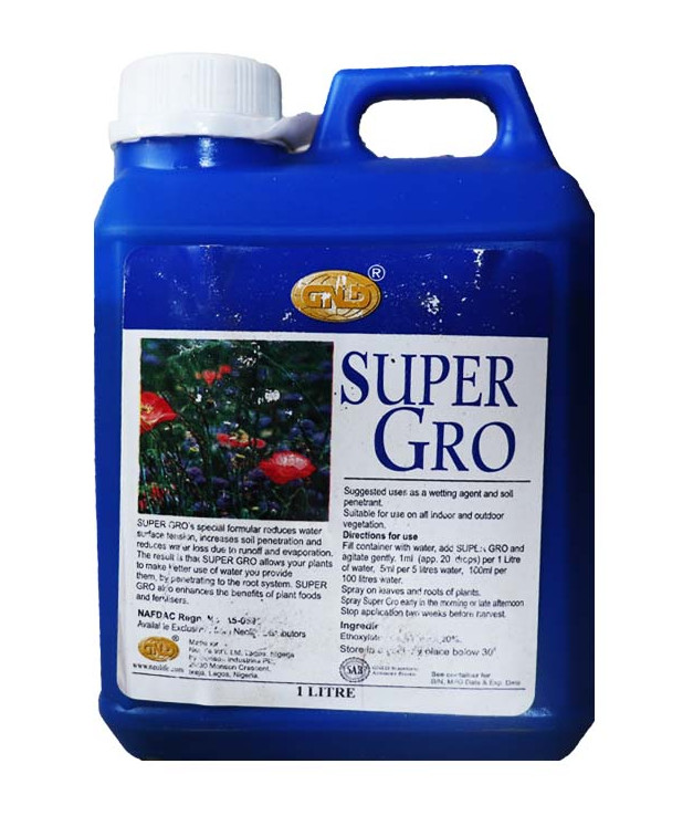GNLD Super GRO Fertilizer 1 Liter