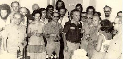 Γενέθλια της «Αυγής», Αύγουστος του 1985
