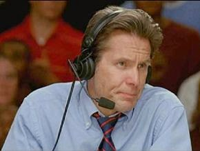 Gary Cole in Dodgeball ESPN 8 The Ocho