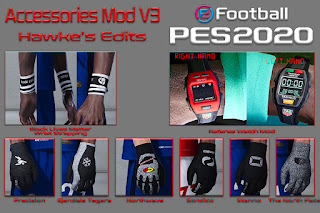 Images - Player Accessories Mod V3 by Hawke