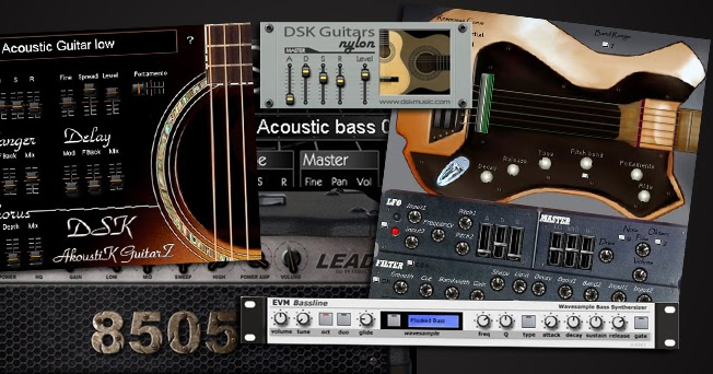 8 free guitar bass vst plugins for fl studio fl studio style. Black Bedroom Furniture Sets. Home Design Ideas