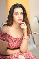 Diksha Panth in a Deep neck Short dress at Maya Mall pre release function ~ Celebrities Exclusive Galleries 133.JPG