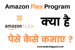 Amazon Flex Kya Hai ? Amazon Flex Se Paise Kaise Kamaye?