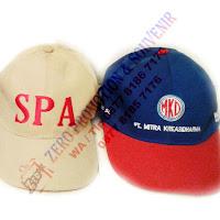 Topi base ball, topi muvet, topi bisbol custom, topi baseball, Topi Umum bahan twill