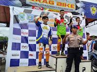 Polres Sorong Pelayanan Pengamanan Kegiatan Drag Bike