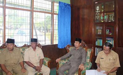 Kemenag Tanjungbalai Gelar Rapat Koperasi