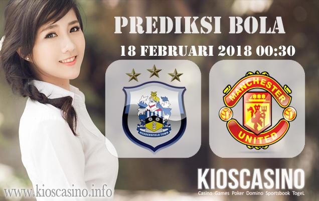 Prediksi Huddersfield Town vs Manchester United 17 Februari 2018