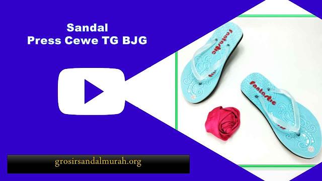 grosirsandalmurah.org - Sandal Anak TG - Pres Cewe TG BJG