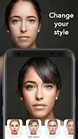 تطبيق FaceApp للأندرويد 2019 - صورة لقطة شاشة (2)