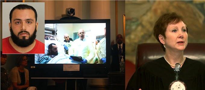 Jueza mantiene fianza de US$5.2 MM al acusado de atentados terroristas  en New Jersey y Nueva York