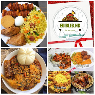 The Edibles Nigeria is a community of Food lovers across Africa