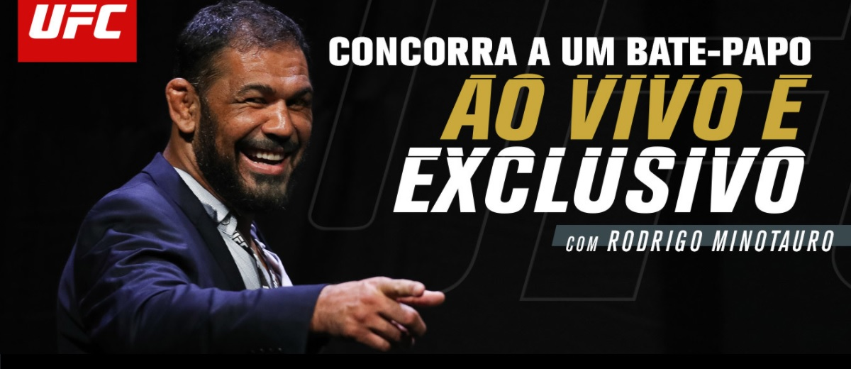 Promoção Cadastro Premiado UFC 2021