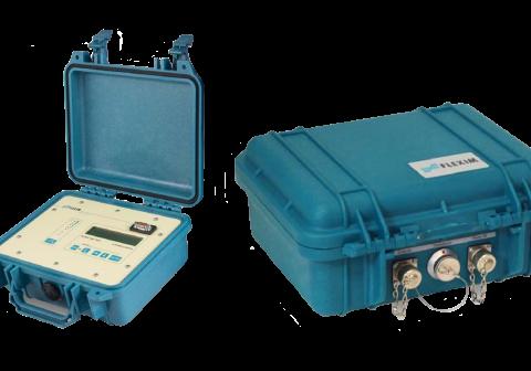 Flexim Fluxus F401 Heavy Duty Portable Ultrasonic Flow Meter