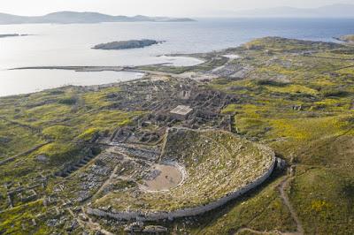 Η Δήλος «ξαναζωντανεύει»: Ποσό ρεκόρ 4,5 εκατ. από το ΕΣΠΑ για το ιερό νησί