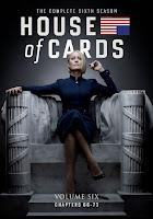 House of Cards Season 6 Dual Audio Hindi 720p HDRip