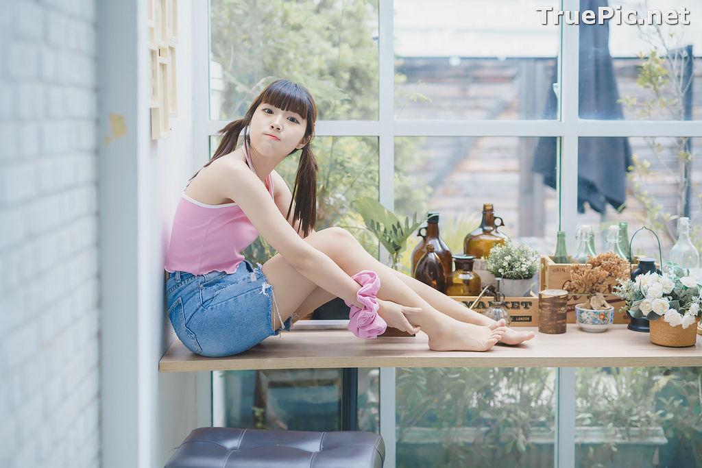 Image Thailand Model - Pakkhagee Arkornpattanakul - Lovely Pink - TruePic.net - Picture-3
