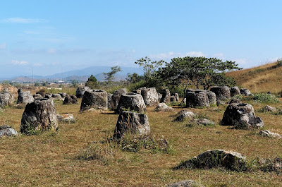 Ancient Jars, Laos, Plain of Jars