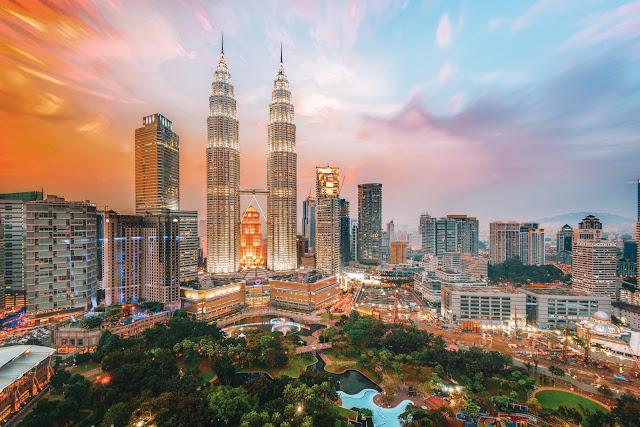 Ghé thăm Kuala Lumpur thưởng thức bình minh trên cao