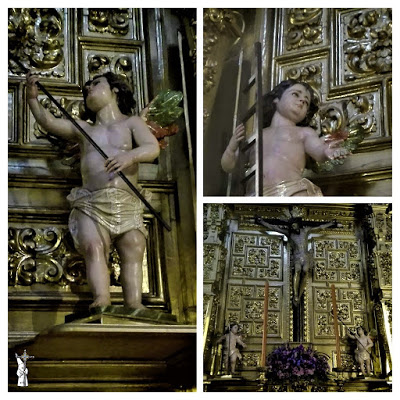 El domingo se bendecirán los nuevos ángeles pasionistas de la Hermandad del Vía+Crucis de Córdoba
