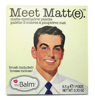 the Balm – Meet Matt(e)