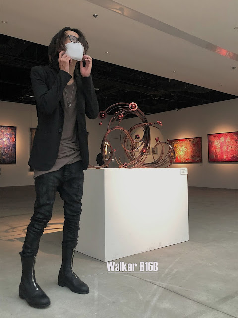 [Walker Collection] Huy Phạm on Walker 816B
