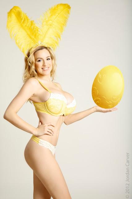JOCA Happy Easter Photoshoot Hot HD Image 1