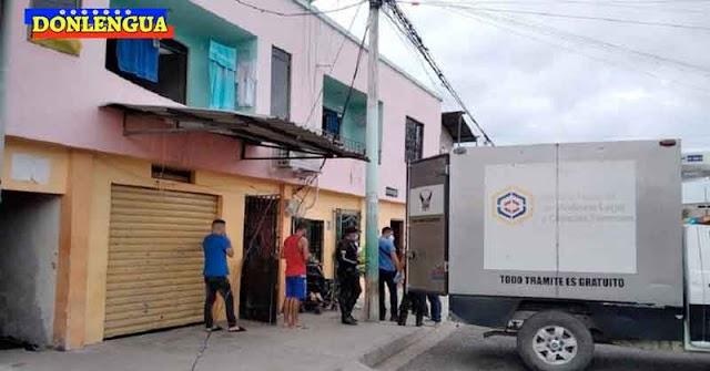 Venezolano y su bebé de 6 meses fueron asesinados a tiros en Ecuador