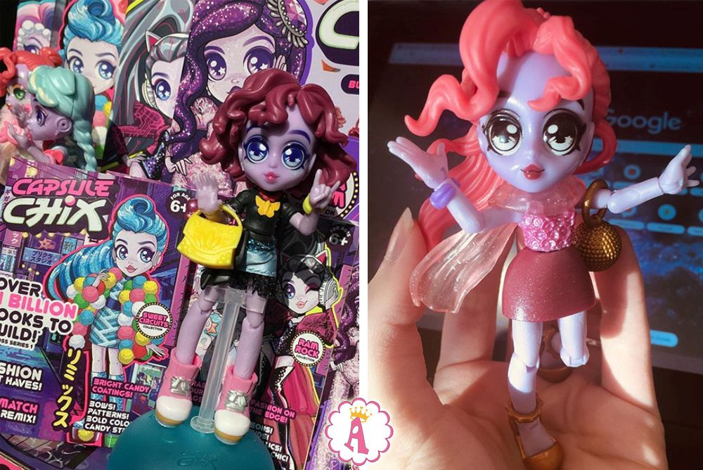Новинки в мире игрушек для детей 2019 Капсулы Чикс