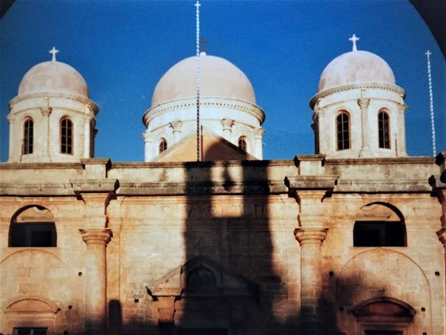 Klosterkirche Agia Triada, Kreta