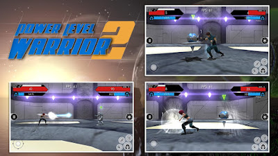 Game Power Level Warrior 2 Mod v.1.0.9 Apk Unlimited Money Terbaru