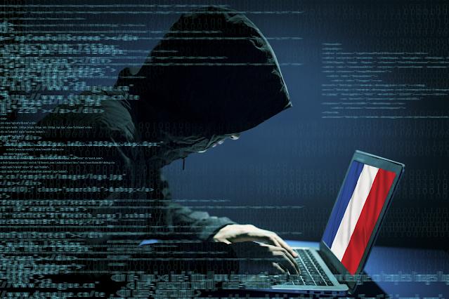France website Hacked