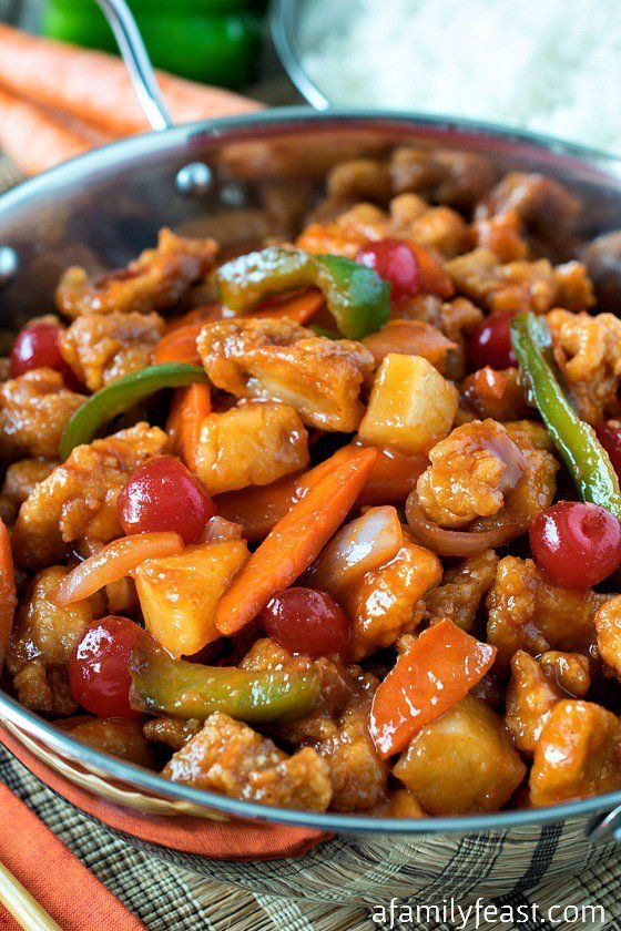 Sweet and Sour Chicken #recipes #chineserecipes #food #foodporn #healthy #yummy #instafood #foodie #delicious #dinner #breakfast #dessert #lunch #vegan #cake #eatclean #homemade #diet #healthyfood #cleaneating #foodstagram
