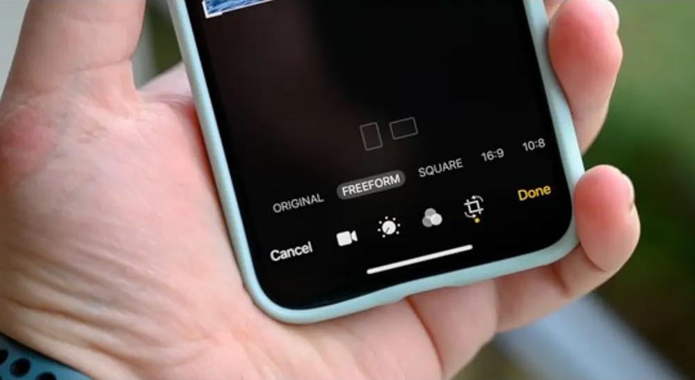 how to change aspect ratio on capcut