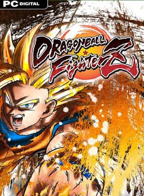 Capa do Dragon Ball FighterZ