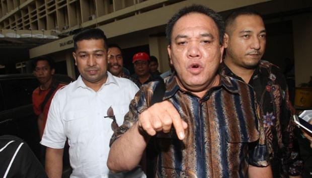 Bareskrim Tahan Anggota DPRD DKI Jakarta Fahmi Zulfikar Terkait Kasus UPS