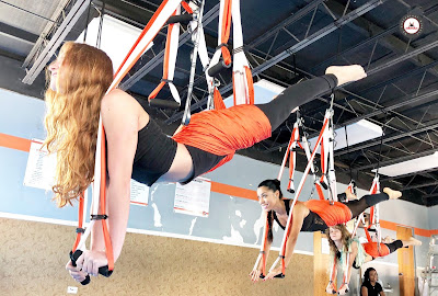 pilates aereo, aeropilates, aerial pilates, aeroyoga, aerofitness, pilates, fitness, ejercicio, cursos, formacion, profesores, columpio pilates, tendencias